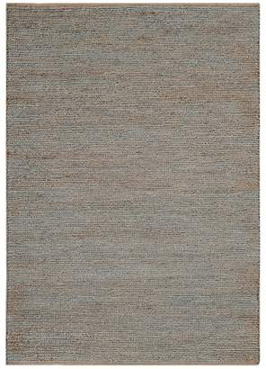 Debenhams ASIATIC Light Grey Jute 'Soumak' Rug