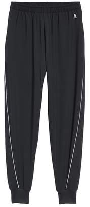 Good American Piped Jogger Pants