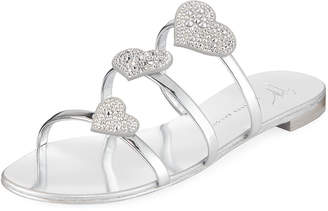 b3e169bf3 Giuseppe Zanotti Patent-leather Sandals - ShopStyle