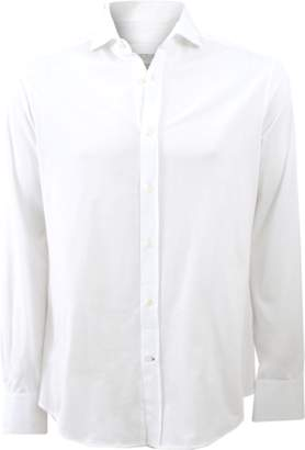 7a888972294 Brunello Cucinelli Jersey Button Down Shirt