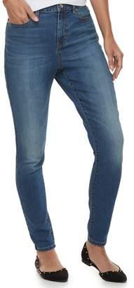 JLO by Jennifer Lopez Women's High Waisted Skinny Jeans