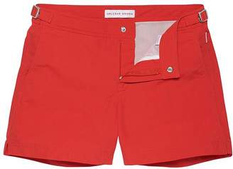 Orlebar Brown Setter Shorts In Red