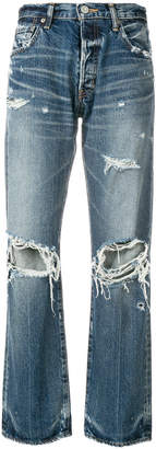 Moussy My Tyler distressed jeans