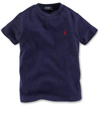 Ralph Lauren Crewneck TShirt with Polo Player