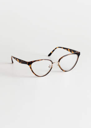 Cat Eye Glasses