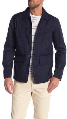 Save Khaki Solid Jacket