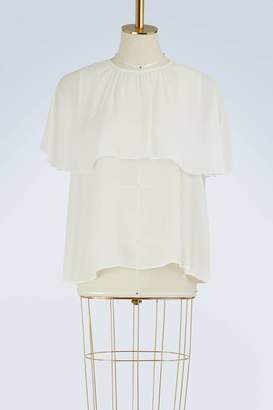See by Chloe Flounced top