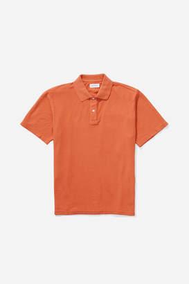 Saturdays NYC Jake Loops Short Sleeve Polo
