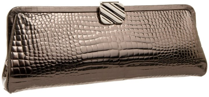 Lodis Goldfinger Small Gala Clutch