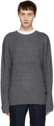 Tiger of Sweden Grey Page Sweater