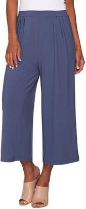 Linea By Louis Dell'olio by Louis Dell'Olio Moss Crepe Gaucho Pants