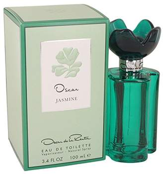 Oscar de la Renta Jasmine By Edt Spray 3.4 Oz