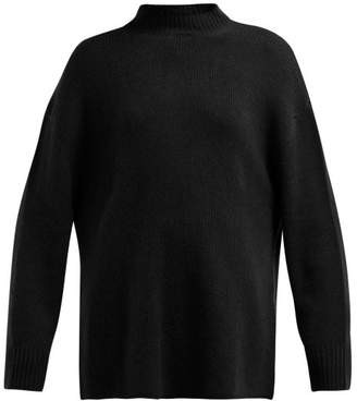 cd6b2c0d1 Roche Ryan Oversized Cashmere Sweater - Womens - Black