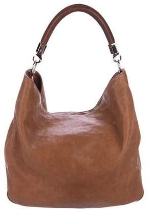 Saint Laurent Roady Leather Hobo