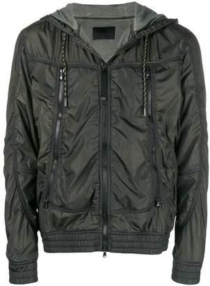 Diesel Black Gold lightweight rain jacket