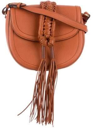 Altuzarra Ghianda Saddle Knot Bag w/ Tags Cognac Ghianda Saddle Knot Bag w/ Tags