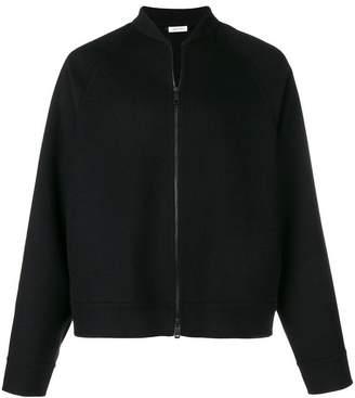 Jil Sander boxy-fit bomber jacket