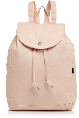Baggu Drawstring Canvas Backpack $42 thestylecure.com