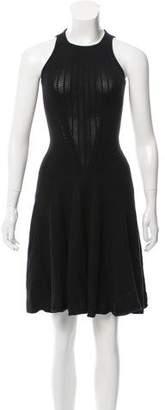 Yigal Azrouel Sleeveless Knit Dress