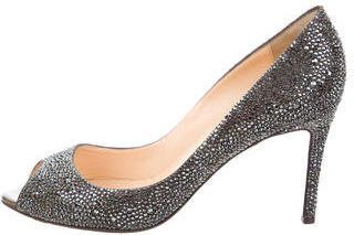 Christian Louboutin  Christian Louboutin You You Strass Pumps