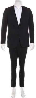 Christian Dior Uniform Wool Suit