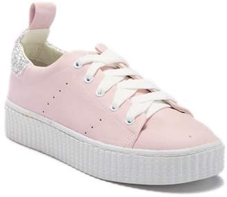 Dolce Vita Wren Glitter Heel Sneaker (Toddler, Little Kid & Big Kid)