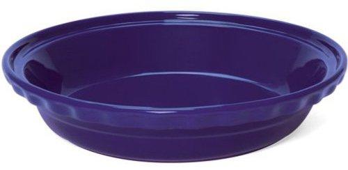 Chantal 9.5-in. Bakeware Deep Pie Dish, Indigo Blue