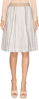 Trussardi JEANS Knee length skirts