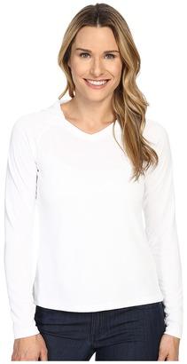 Columbia - Skiff Agua Hoodie Women's Sweatshirt $45 thestylecure.com