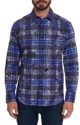 Robert Graham Classic-Fit Plaid Button-Down Shirt