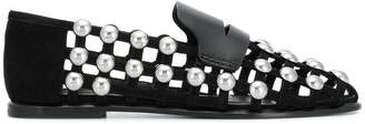 Alexander Wang studded loafers