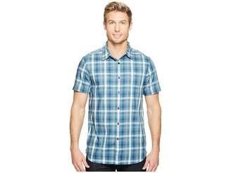 The North Face Short Sleeve Hayden Pass Shirt Men's Short Sleeve Button Up