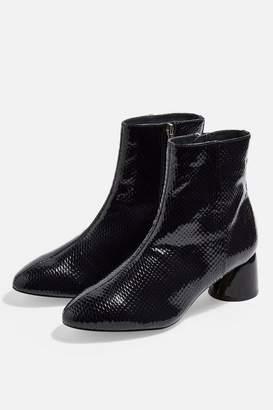 Topshop BLAIR Smart Ankle Boots