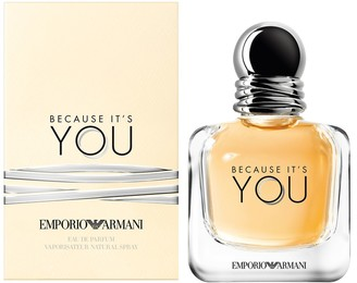 Emporio Armani Because It's You Women's Perfume - Eau de Parfum