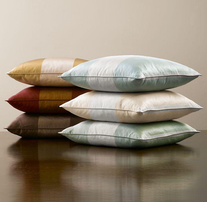 Pavilion Stripe Pillow Covers