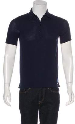 Burberry Peterson Short Sleeve Polo w/ Tags