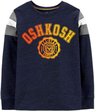 Osh Kosh Oshkosh Bgosh Boys 4-14 Ombre Logo Active Tee