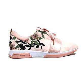 5ffbf60c136d3d Ted Baker Pink Trainers For Women - ShopStyle UK