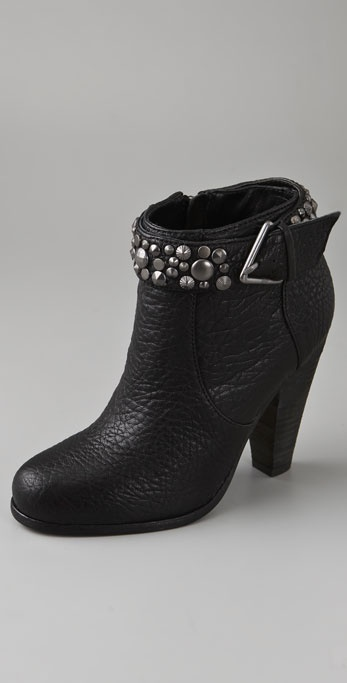 Joe's Jeans Immense Studded Strap Booties