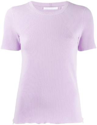 Helmut Lang ribbed T-shirt