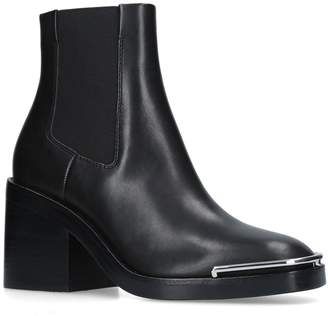 Alexander Wang Leather Hailey Boots