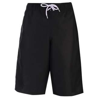 Hot Tuna Womens Long Shorts Board Pants Trousers Bottoms Drawstring Knee Length
