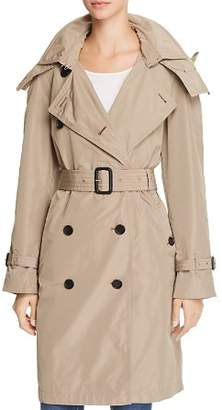 Burberry Sisal Trench Coat
