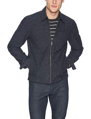 Lucky Brand Men's NEP Zip Front Jacket