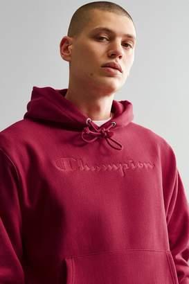 Champion Reverse Weave Hoodie Sweatshirt $68 thestylecure.com