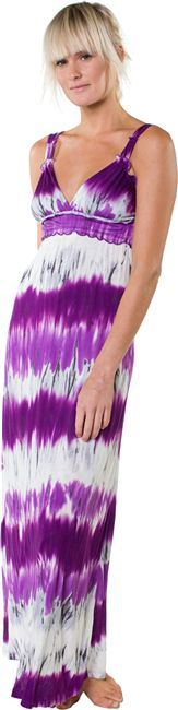 Lucy Love Maxi Stella Tie-Dye Dress