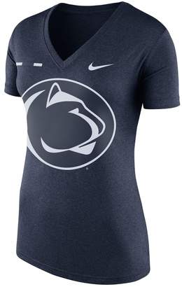 Nike Women's Penn State Nittany Lions Striped Bar Tee