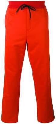Golden Goose side stripe track pants