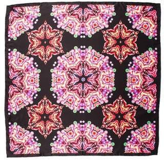 Givenchy Silk Print Scarf