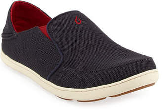 OluKai Men's Nohea Mesh Slip-On/Fold-Back Sneakers